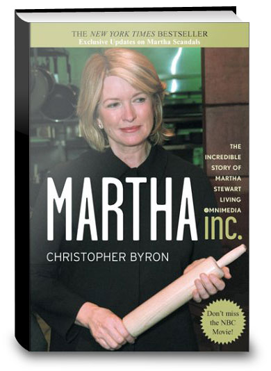 Martha Inc: The incredible story of Martha Stewart Living Omnimedia