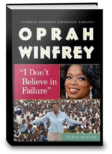 Oprah Winfrey: I Don't believe in failure