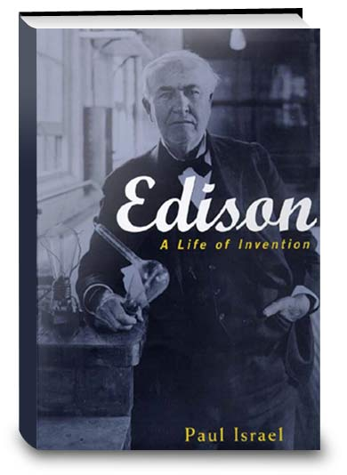 Thomas Edison - A Life of Invention