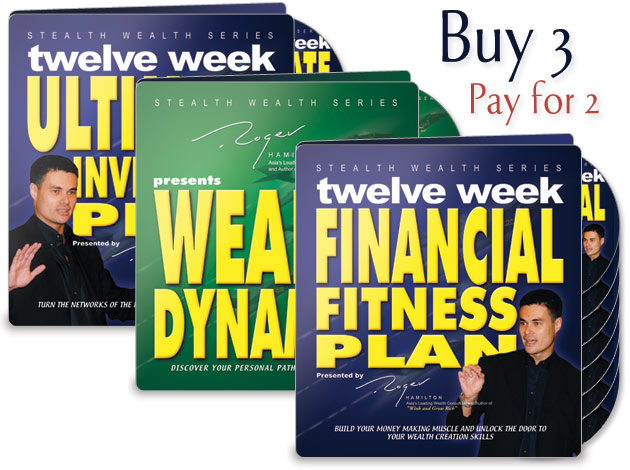 Wealth Dynamics, Ultimate Investment Plan & Financial Fitness Plan - Special Offer