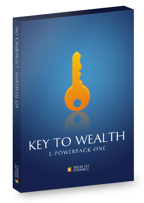 Wealth Dynamics ePowerPack #1 - The Key to Wealth