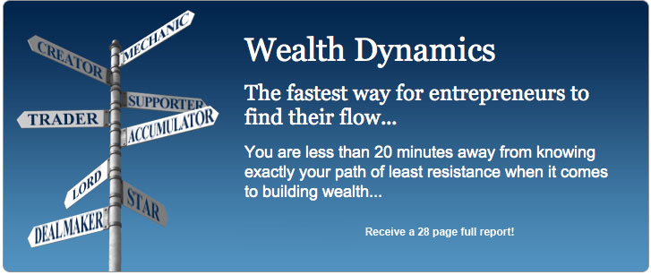 Wealth Dynamics - Which way is best for you ...