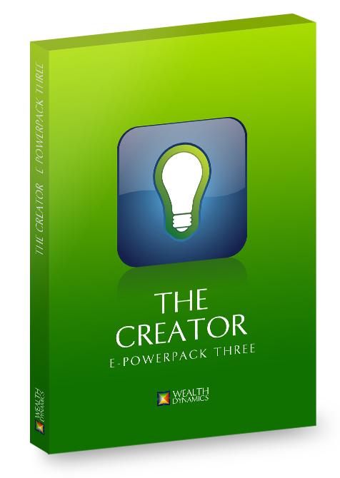 ePowerPack #3 - Creator