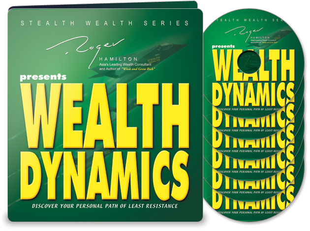 Wealth Dynamics 6CD Set - with Roger James Hamilton